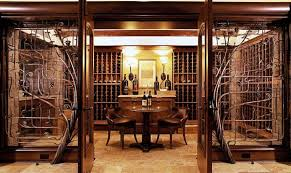 wine cellar table inspiring wine cellar designs