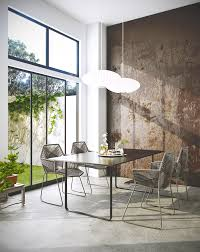contemporary dining room chairs pendant lamp olpos design denver
