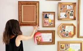 make your own cute cork board u2013 homepolish