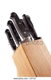 kitchen knives rack stock photos u0026 kitchen knives rack stock