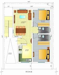 floor plan for 30x40 site remarkable home plans for 30 40 site lovely house plan west facing