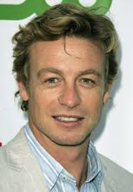 blond hair actor in the mentalist simon baker patrick jane the mentalist love this aussie