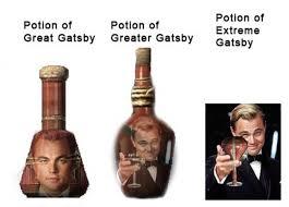 Gatsby Meme - potion of great gatsby meme xyz