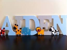 letters for baby boy room 8399
