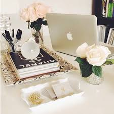 Chic Desk Accessories by Fancy Office Decor Love The Python Desk Tray White Roses