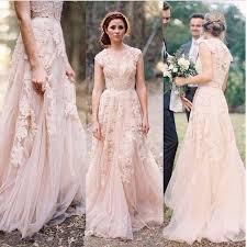 blush wedding dress trend blue vintage lace wedding dresses fashion dresses