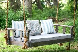 hanging swing chair island bay resin wicker rib hanging egg chair