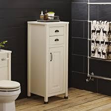 bathroom cabinets alverton ivory tallboy bathroom cabinet