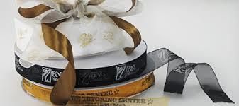 custom ribbon with logo custom organza roll ribbons