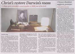 selected press u0026 media notices of darwin online