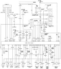 2000 4runner wiring diagram 2000 toyota tacoma wiring diagram
