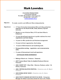 collection of solutions resume template objective for medical