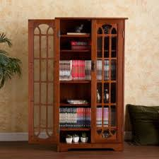 furniture furniture bookcases with glass doors for home interior