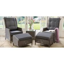 Kettler Jarvis Recliner Kettler Classic Weave Garden Furniture