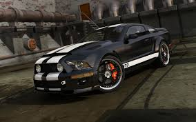 Black Mustang Black Mustang Gt Wallpaper Wallpapersafari