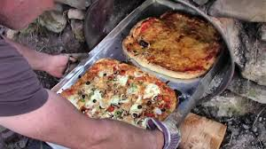 Cost To Build Report Homemade Wood Fired Pizza Oven Cost Nothing At All To Build And
