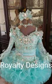 glitz pageant dresses royalty designs custom made pageant attire www royaltydesigns net
