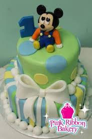 Custom Birthday Cakes Pink Ribbon Bakery