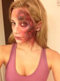 special effects make up lili reinhart s hobby is creating horror special fx makeup