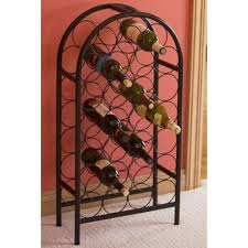 interior wholesale wine racks hutch with wine rack iron wall