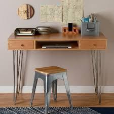 Fun Desks Diy Hairpin Leg Desk Diy Hair Pin Pinterest Hairpin Legs