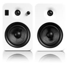 Bookshelf Powered Speakers Yumi Powered Speakers Kanto Audio