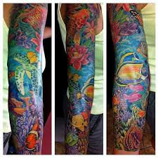 coral reef tattoos drawing pictures to pin on pinterest tattooskid