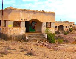 abandoned town for sale abandoned leper colony ghost town in tenerife urban exploration