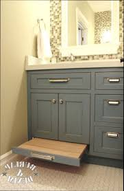 Pull Out Drawers For Bathroom Vanity Bathroom Fixtures Bathroom Cabinet With Pull Out Step Bathroom