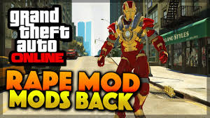 mod for online game gta 5 online rape mod mods are back gta 5 gameplay youtube