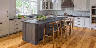 stained kitchen cabinets with hardwood floors how does rubio monocoat last