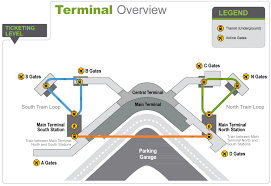 Seattle Tacoma Airport Map Sea Terminal Images Reverse Search