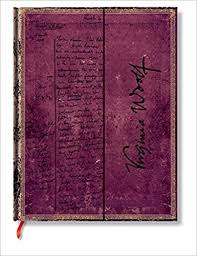 virginia woolf une chambre soi virginia woolf a room of one s own ultra lined journal embellished