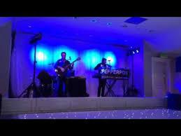 pepperpot band wedding showcase at crieff hydro scotland