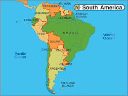a map of south america south america map detailed on line map of south america