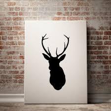 deer home decor shop deer room decor on wanelo