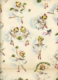 vintage wrapping paper merry vintage syle vintage wrapping paper a gift of