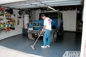 G Floor Garage Flooring Garage Floor Mat G Floor Vinyl Flooring 4 Wheel Road Magazine
