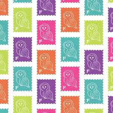 owl christmas wrapping paper owl wrapping paper tags the barn owl trust