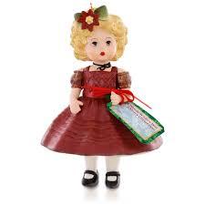 2015 madame doll hallmark keepsake ornament hooked on
