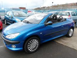 peugot 206 used peugeot 206 cc convertible 1 6 s 2dr in high wycombe