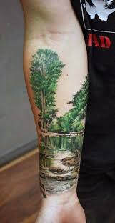 awesome tattoo trends best nature sleeve tattoo design idea 2016