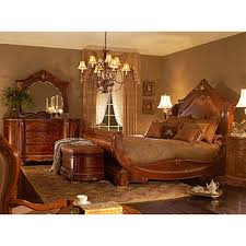 China Antique Style Solid Wooden King Size Bedroom Set For Hotel - King size bedroom set solid wood