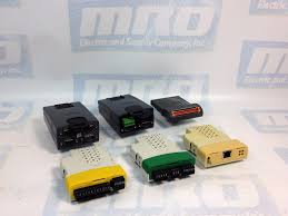 unidrive option modules by control techniques in stock mro