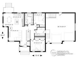 large kitchen floor plans house plan w3133 v5 detail from drummondhouseplans com