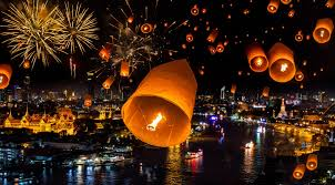 Festival Of Lights Thailand Safar Asia Travel Thailand The Best Cheapest Budget Luxury One