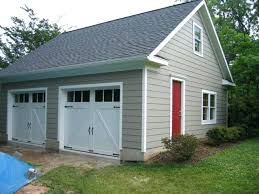 Garage Plans With Cost To Build Estimating The Cost Of Building A Two Car Garage Un Doors And