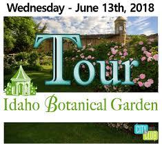 Idaho Botanical Garden Boise Id Tour Idaho Botanical Garden City Club Of Boise