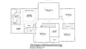 custom built home floor plans eleanor 3500 custom built home in indiana steiner homes ltd