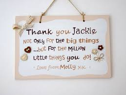 nurse quote gifts thank you gift sign plaque personalised childminder gift
